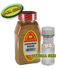 CINNAMON SUGAR, FRESH NATURAL PURE SPICES HERBS