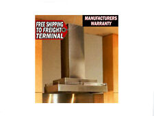 New Vent A Hood CWLH9130-SS 30 Inch Stainless Steel Kitchen Vent Warranty 300CFM