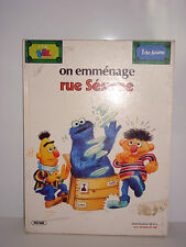 BANDE DESSINE RUE SESAME ON EMMENAGE TF1