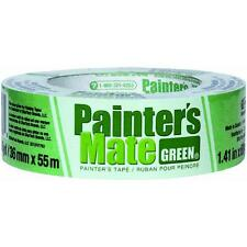 "1.41"" Painters Mate Tape ShurTech Brands667017 green,mulit-surface,no bleed 3PK"