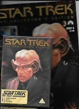 Star Trek The Collectors Edition TNG3 DVD and magazine