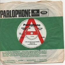 MICHAEL COX i hate getting up in the morning 1966 UK PARLOPHONE DEMO POP BEAT 45