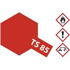 Vernice acrilica tamiya 85085 rosso ferrari f60 codice colore ts 85 bombola