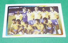 N°292 1989 BRESIL BRASIL BRAZIL PANINI FOOTBALL COPA AMERICA 2007