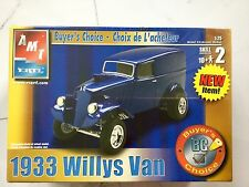 Amt Buyer'S Choice 1/25 1933 Willys Van Limited Edition Plastic Model 31566 F/S