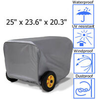 """Generator Storage Cover For Champion Portable Weather-Resistant Dustproof 25"""""""