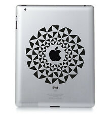 motif #07 Apple Ipad Mac MacBook PC PORTABLE autocollant vinyle décalcomanie.
