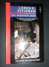 The Midnight Man ~ Loren D Estleman Pb 1988
