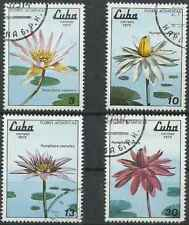 Timbres Flore 2105/8 o lot 28710