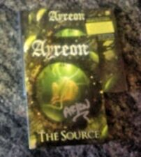 """SIGNED by Arjen Anthony Lucassen! """"The Source"""" AYREON 2-CD+DVD Set LIMITED 2017"""