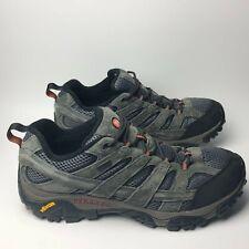 Merrell Athletic Shoes Men's 11.5 Gray Beluga Vibram J06029