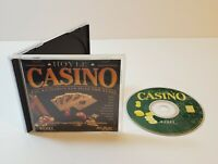 Hoyle Casino PC CD-Rom Windows Sierra On-Line gambling card game compilation