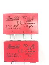GRAYHILL 70M-ODC5A 2.5-9VDC 0843 REV. N 200VDC 1A I/O MODULE NEW! Lot of 2 (H22)