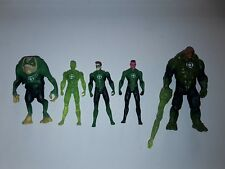 Lot 5  figurine Green Lantern  Dc Comics