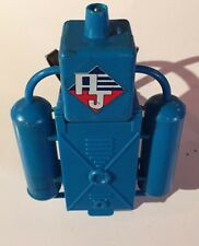 1970s-MEGO ACTION JACKSON SCUBA TANK-CLEAN BATTERY TERMINALS RARE