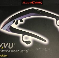 Myvu 301 Solo Plus Videobrille LCD FPV für Xbox Playstation Kabel Tv DVD Wii