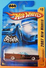 2007 Hot Wheels New Models 1966 TV Series Batmobile Brand New Combine Shipping