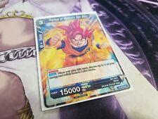 Preface of Recovery Son Goku Dragon Ball Super CCG BCC Promo P-047 PR