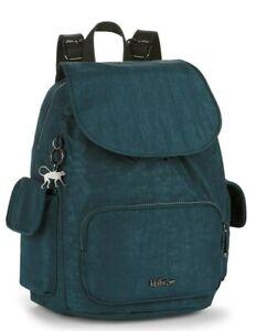Kipling CITY PACK S Small Backpack - Deep Teal