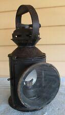 Appleton Guards Lamp or Railway Shunters Hand Signaling Lantern - Private Lamp