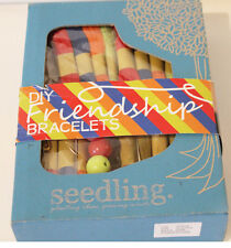 SEEDLING DIY MAKE YOUR OWN FRIENDSHIP BRACELETS CRAFT KIT