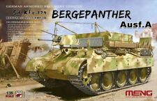 Meng Model SS-015 1/35 Sd.Kfz.171 BergePanther Ausf.A