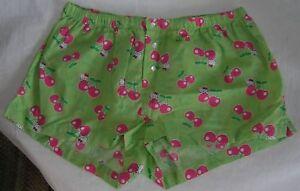 Hello Kitty Shorts Lounge Shorts Medium NWT HARD TO FIND!