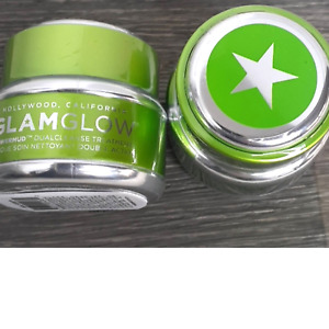 Glamglow Powermud DUAL CLEANSE TREATMENT .5 OUNCES TRAVEL SIZE