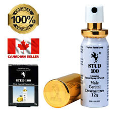 Stud100 - Male Genital Desensitizing Spray