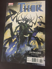 Mighty Thor #23 Venomized Hela Variant Crain NM 9.4 Unread