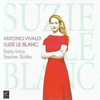 Suzie LeBlanc sings Antonio Vivaldi (1678-1741) CD