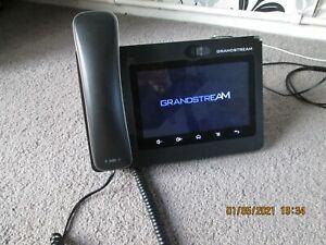 "Grandstream GXV3275 Touch Screen HD Video IP Phone LCD 7"" WIFI"
