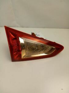 2008-2012 INFINITI EX35 Driver Left Tail Light Gate Mounted 383