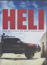 BRAND NEW - Heli DVD NEW Una Pelicula De Amat Escalante BRAND NEW