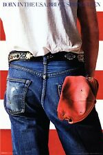 Bruce Springsteen Born in the USA single 24x36 poster Licensed Music Rock Legend