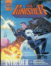 Punisher Intruder hard cover (HC) in shrinkwrap  First Print