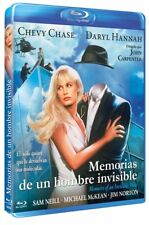 MEMOIRS OF AN INVISIBLE MAN - Blu-Ray Disc.