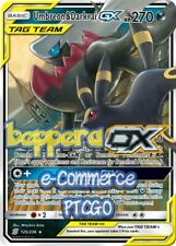 Umbreon & Darkrai GX Unified Minds(Sintonia Mentale) Pokémon TCG Online DIGITAL