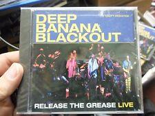 Deep Banana Blackout, Release the Grease Audio CD
