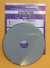 Interstellar DVD and Digital HD (disc and code only) - no packaging