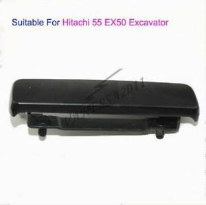 Outside Handle Of Cab Door Lock Fit For Hitachi 55 EX50  Excavator