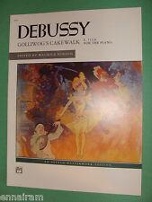 Claude Debussy Golliwog's Cakewalk  1995 ed Hinson piano