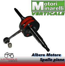 ALBERO MOTORE SPALLE PIENE NYLON MINARELLI VERTICALE MBK Cw Booster 50 1992 1993