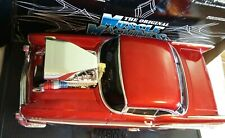MUSCLE MACHINES 57 CHEVY PATRIOTIC 1:18 SCALE 1957 CHEVY