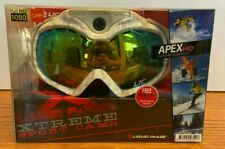 LIQUID IMAGE APEX HD 1080P 12 MP CAMERA GOGGLES COLORS: WHITE/GREY NEW IN BOX!