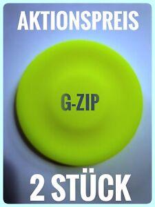 Blitzversand: 2 Stück G-Zip Mini Frisbee aus Silikon Outdoor Trendsport 2021