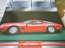 Dream Cars Italien 2 Bizzarrini GT Strada 5300, 1963
