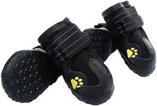 Dog Boots Waterproof Shoes for Medium / Large Dogs Size 7