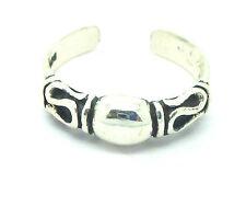Sterling Silver Bali Design  Mid Finger / Toe Ring                 8734