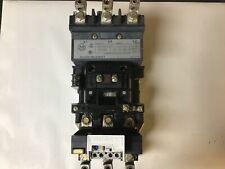 Allen Bradley 509 Dod A2l Size 3 Motor Starter With 120 Volt Coil